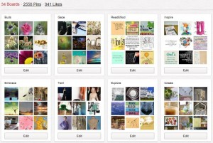 a few of my Pinterest Boards