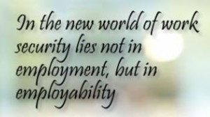 the new world or work