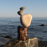 5 Balance Landscape Post
