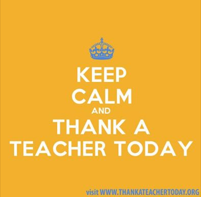keepcalmandthankateacher