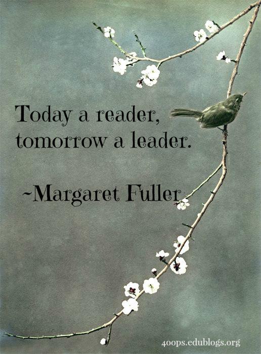 today a reader