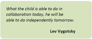 Vygotsky Quote