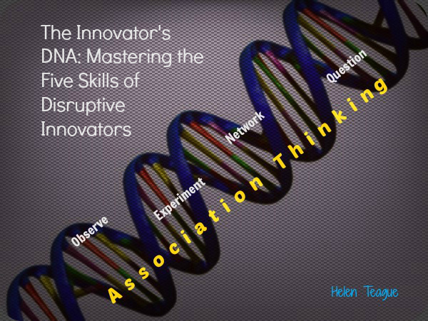 Teague rendering of principles in Innovators DNA