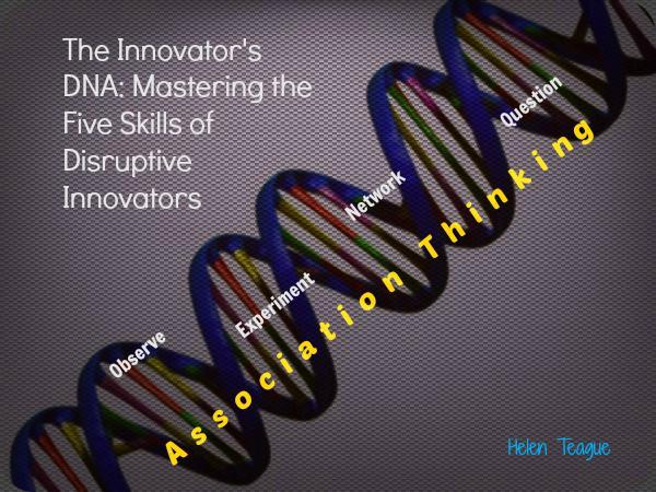 Teague rendering of principles in Innovators DNA