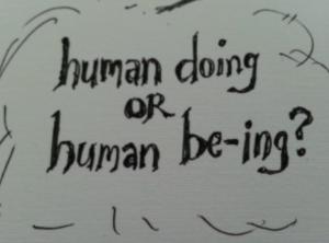 humanbeinghumandoing