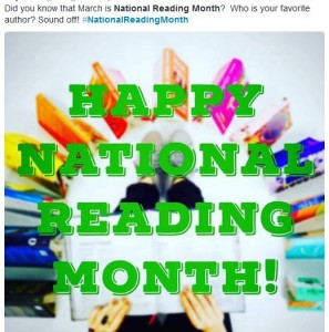 NationalReadingMonthTweet
