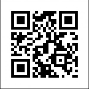 QR Code for Global Learn conference