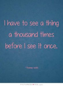 Thomas Wolfe Quote