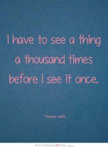Thomas Wolfe Quote
