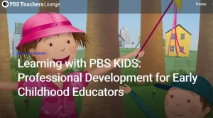 Learning with PBS Kids