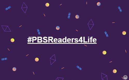 #PBSReaders4Life