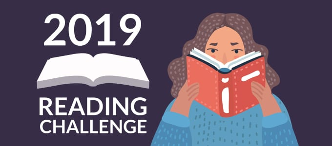 Goodreads 2019 Reading Challenge