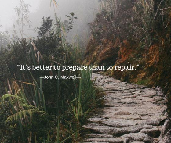 BetterToPrepare