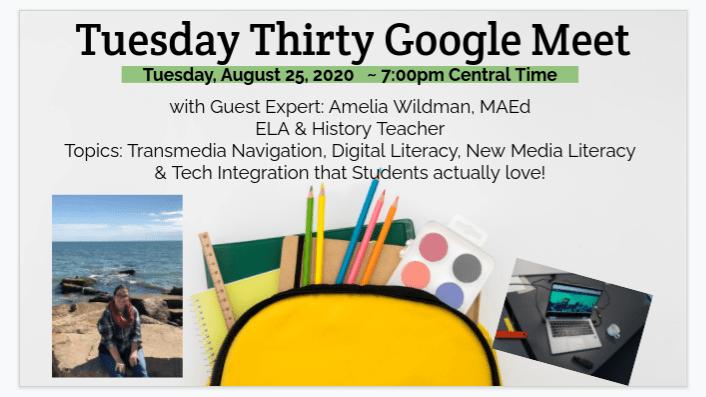 Google Meet August 25