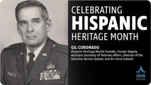 HispanicHeritageMonthGilCoronado