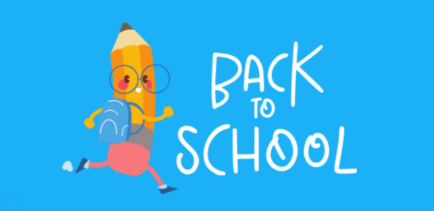 Back to School Image from TCEA