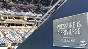 Pressure is a Privilege